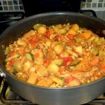 Harvest Veg. One-Pan Pasta